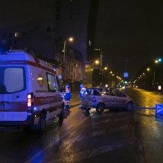 Joobes naine põhjustas Tallinnas liiklusõnnetuse