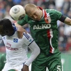 Augsburg sai võõrsil valusa kaotuse tabeli viimase käest