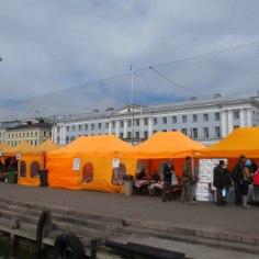 USA SUURSAADIK: Helsingi Kauppatori sarnaneb põgenikelaagriga