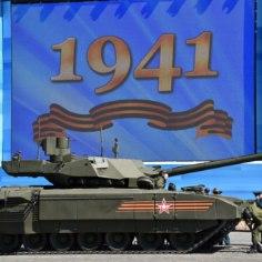 """DIE WELT: Venemaa imetank """"Armata"""" on tegelikult kopeeritud Saksamaalt"""