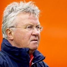 Hollandi jalgpallikoondis sai peatreenerist priiks