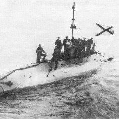 Rootsi vetest leitud allveelaev on pärit I maailmasõja ajast