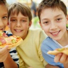 Paksud multikategelased ajavad lapsi rohkem sööma?!