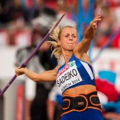 <font color=&quot;#d30008&quot;>OTSE |</font> 5.07. spordis: Grit Šadeiko jahib Eesti rekordit, Tänak tegi Poolas ülivõi