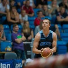 Eesti korvpallikoondis kaotas kehva avaveerandi tõttu taas Venemaale