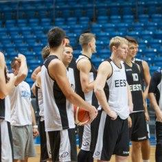 MÄLUMÄNG | Täna algab korvpalli EM! Mida tead Eesti koondisest?