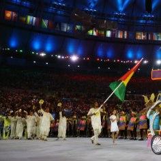 Kaks Guinea sportlast läksid olümpiamängude ajal kaduma