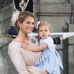 <font color=&quot;#d30008&quot;>PALJU ÕNNE, LEONORE!</font> Rootsi printsess sai kolmeseks