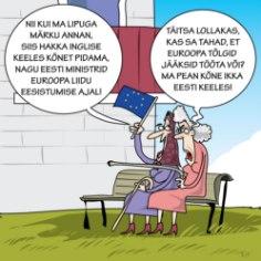 Vambola Paavo | Eesti keelt ei maksa häbeneda