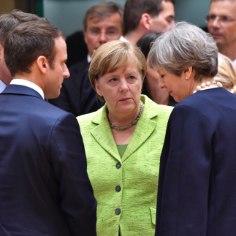 Merkel, Macron, May ja teised poliittähed tulevad Tallinnasse koosolekule ja pidusöögile