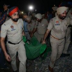 Indias sõitis rong pidulistest läbi, hukkus üle 50 inimese