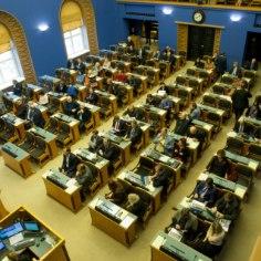 <font color=&quot;#d30008&quot;>OTSE |</font> Riigikogu arutab riiklikult tähtsa küsimusena põlevkivienergeetika tulevikku