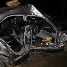<font color=&quot;#d30008&quot;>FOTOD |</font> Politsei tabas ränga avarii põhjustanud ja sündmuskohalt põgenenud noormehe EMOst