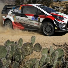<font color=&quot;#d30008&quot;>VIDEO |</font> Toyota meeskonna ja Ott Tänaku testipäevad palavas Hispaanias