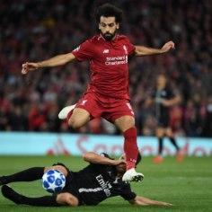 <font color=&quot;#d30008&quot;>VIDEO </font>| Salah' reaktsioon Liverpooli võiduväravale on fännid segadusse ajanud