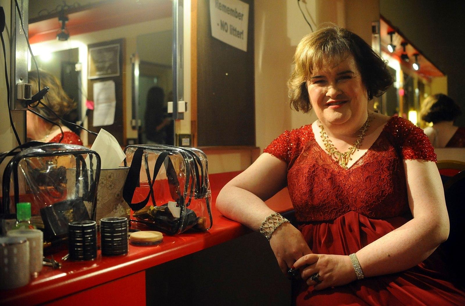 42f976a72ea Susan Boyle: autismi tõttu pole mul ikka veel meest   Õhtuleht