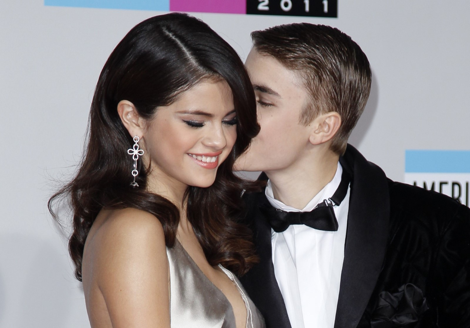 Although they initially wrote off their 2010 date at a Philadelphia IHOP as a friendly hangout Justin Bieber and Selena Gomez finally went public as a couple at the