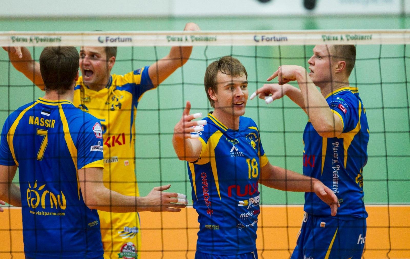 93930a6225d Pärnu VK poolfinaalist ühe võidu kaugusel | Õhtuleht