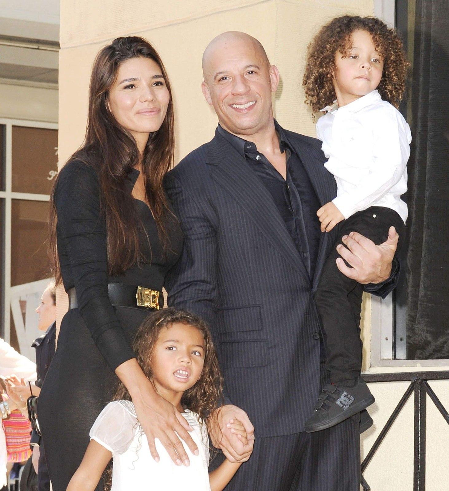 Вин дизель биография семья дети фото