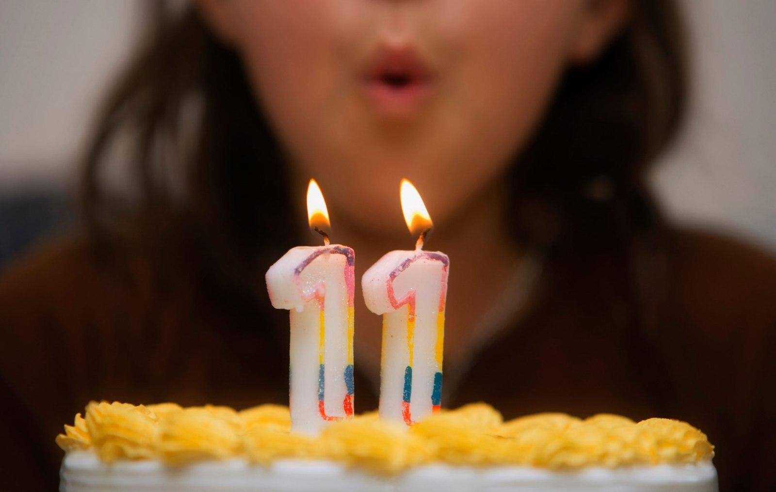 слова на задувание свеч на день рождения зала своими руками
