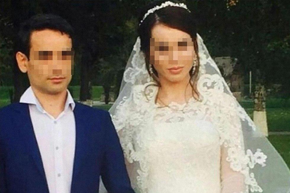 Секс на кавказе после свадьбы