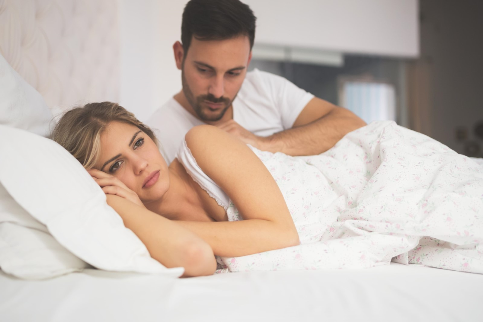 Потребность в сексе женщин
