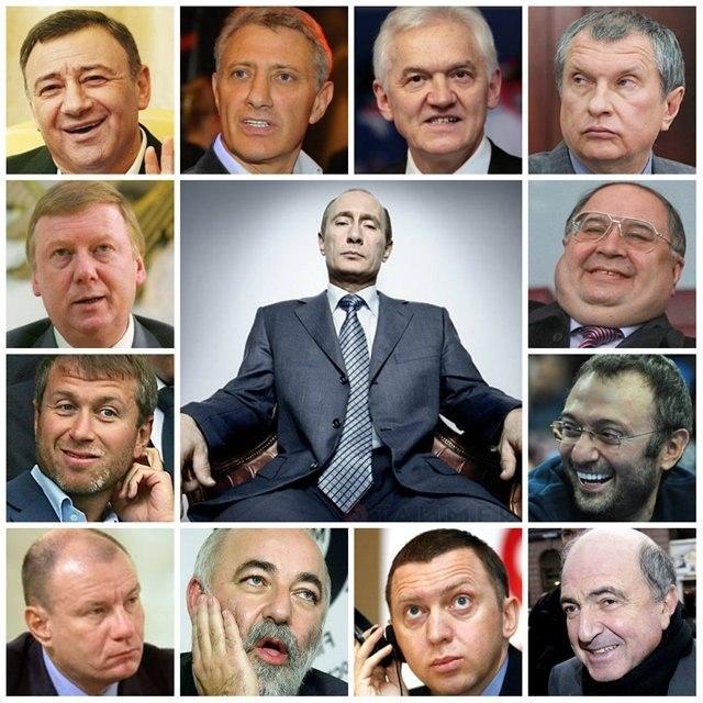 Ковровая бомбардировка или Зачем американские бюрократы сплачивают российскую элиту