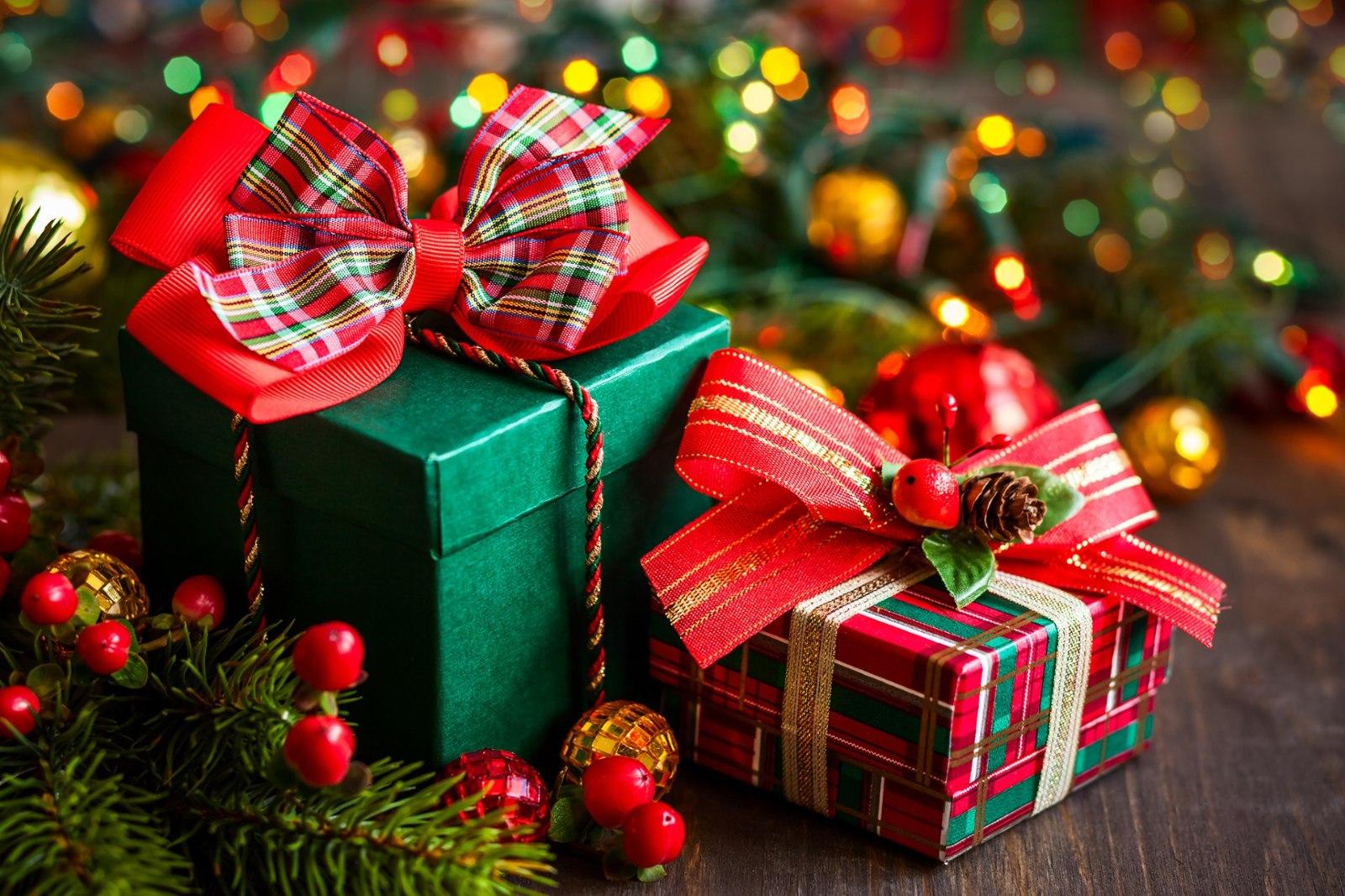ТОП 8 идей желанных новогодних подарков в год