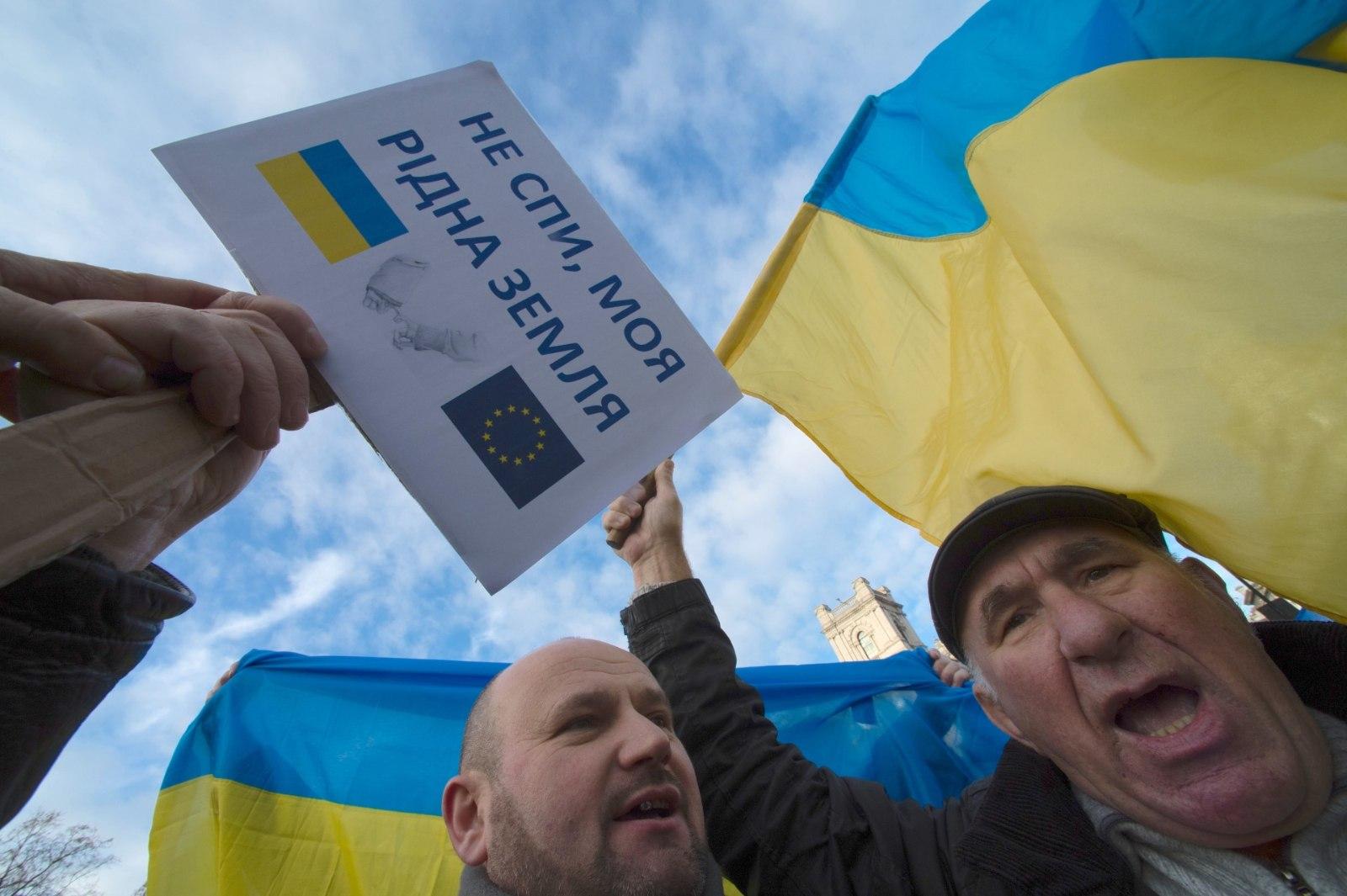 Держать нейтралитет на Украине - миссия невыполнима