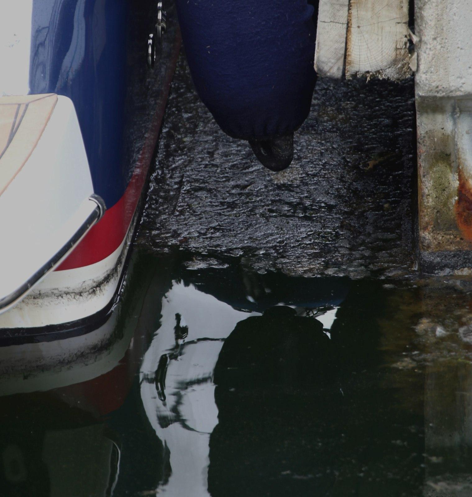 92f95414dea GALERII: Lennusadamast leiti merelt tulnud reostust | Õhtuleht