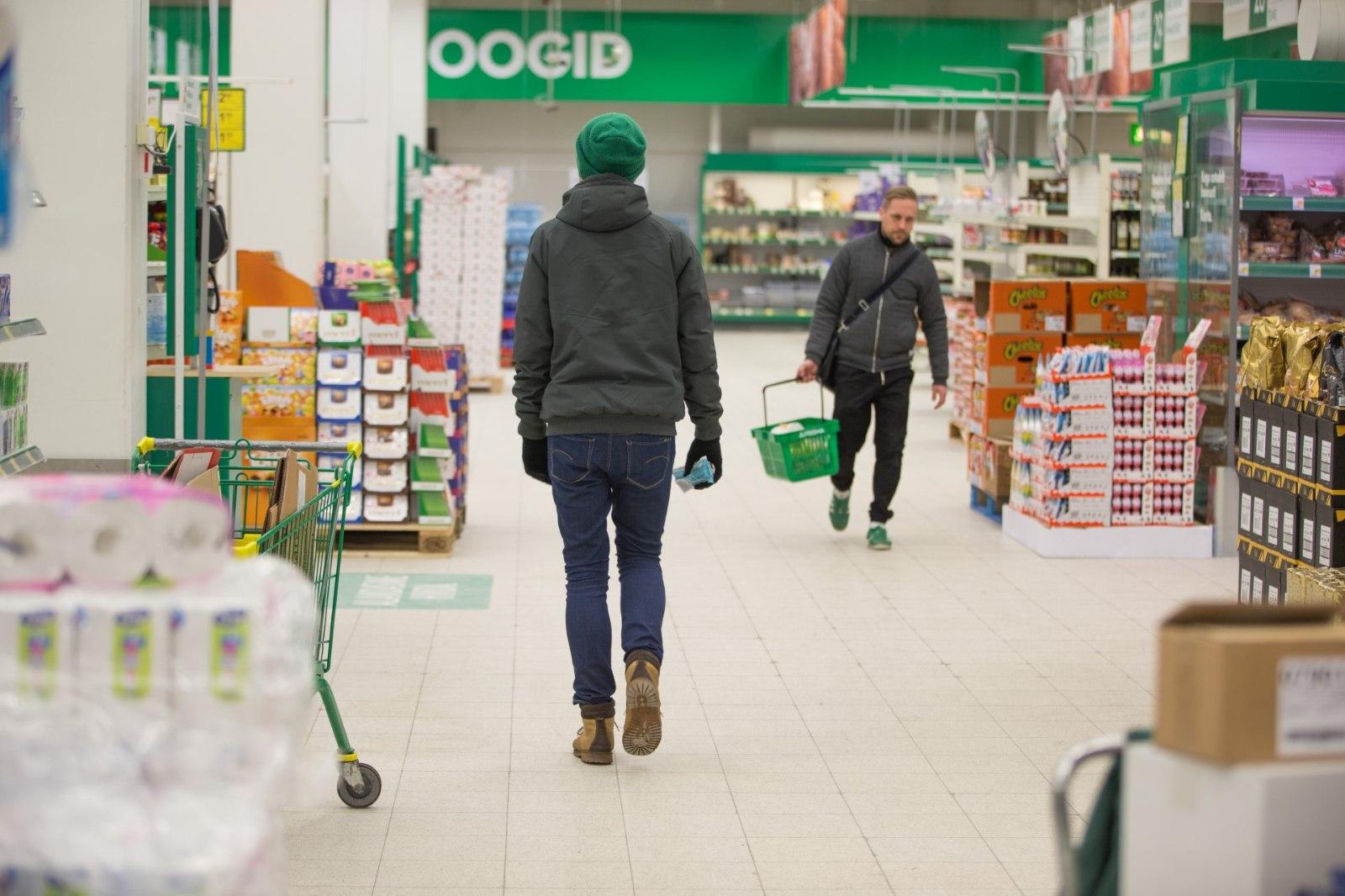 cb8e8b57511 ÕL VIDEO JA FOTOD | Ööelu hüpermarketis: miks lähevad inimesed kell kaks  öösel poodi?! | Õhtuleht
