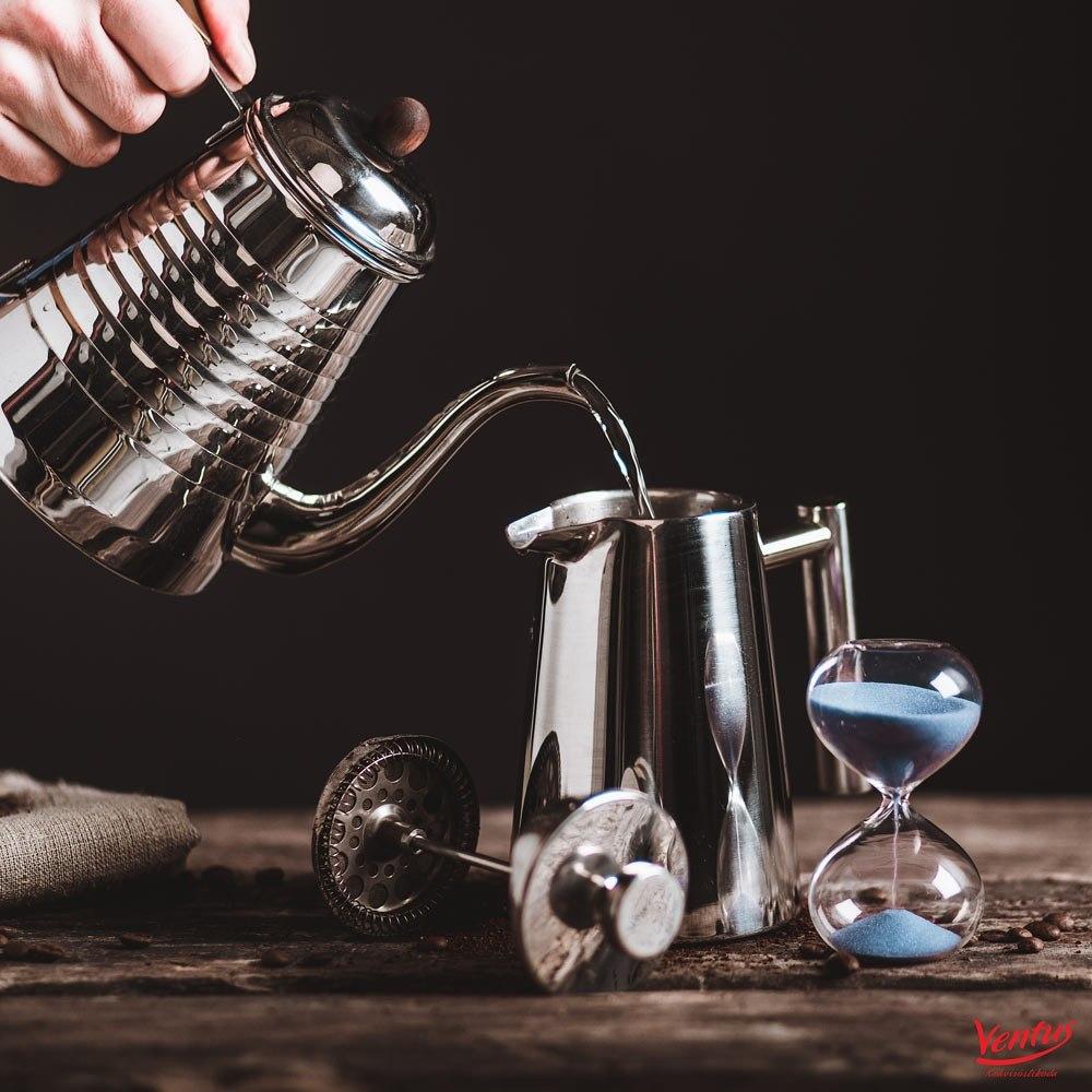 Эстонский обжарщик кофе Дмитрий Непша рассказал о тонкостях заварки кофе дома