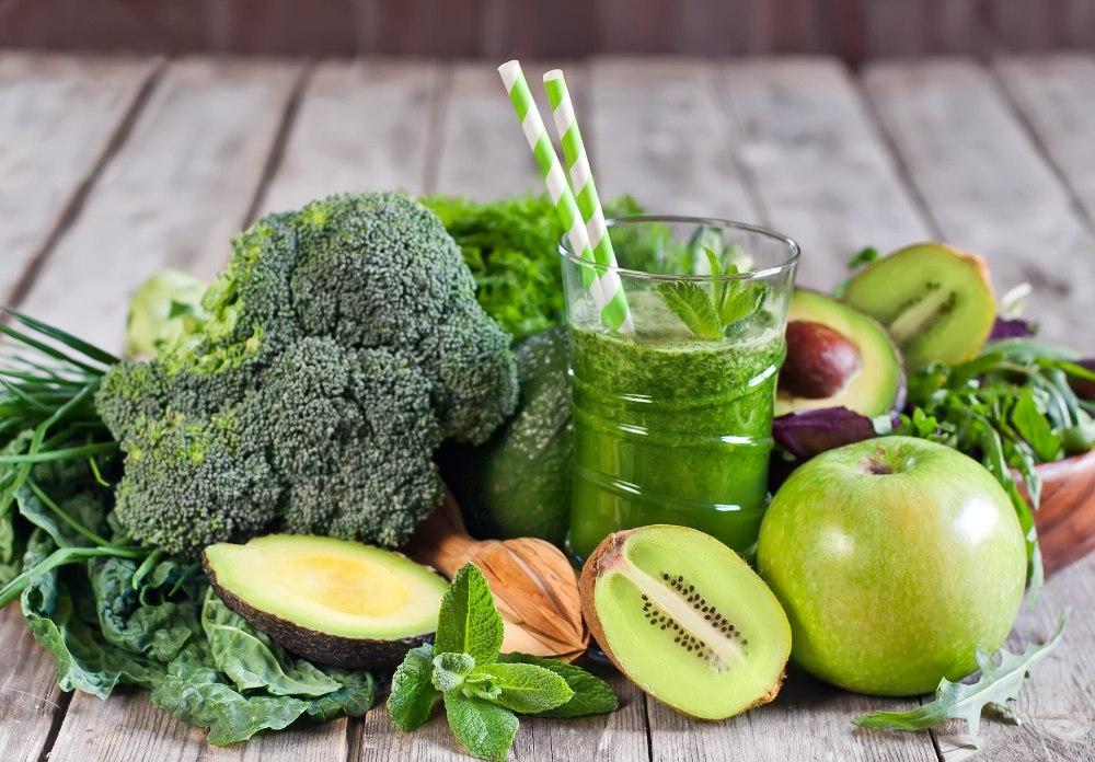 Сок из овощей для очищения организма