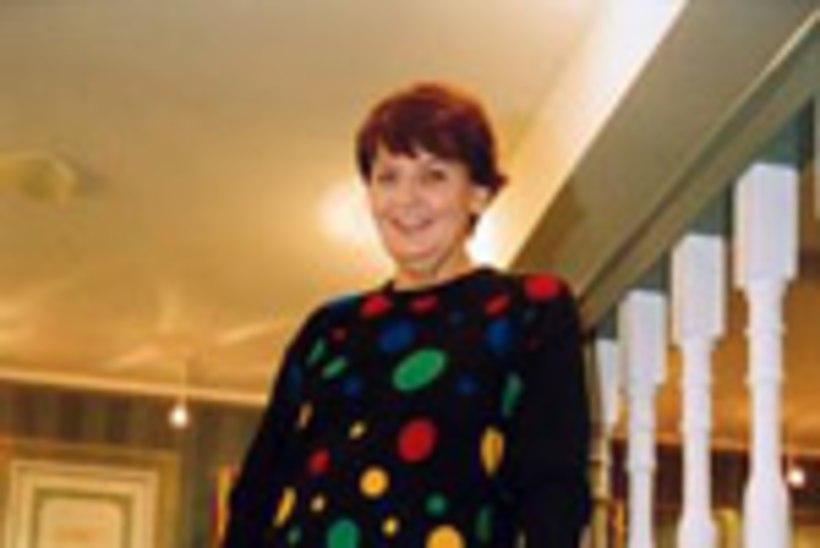 Helene Vannari abieludraamas