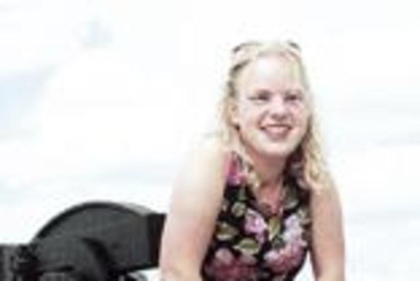 Liisa Aibel 17 päevaga 11 korda laval 5 rollis