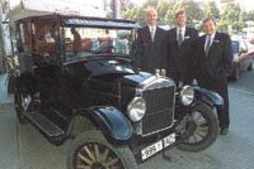 Viktor Siilats sai Fordi müügiõiguse