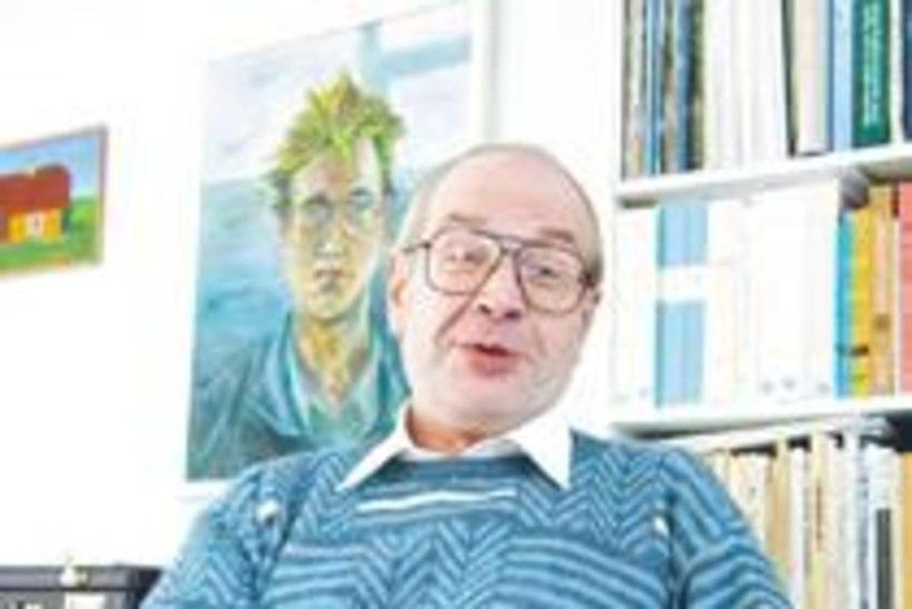 Professor Ago Künnap saeb eestlase keelepuud