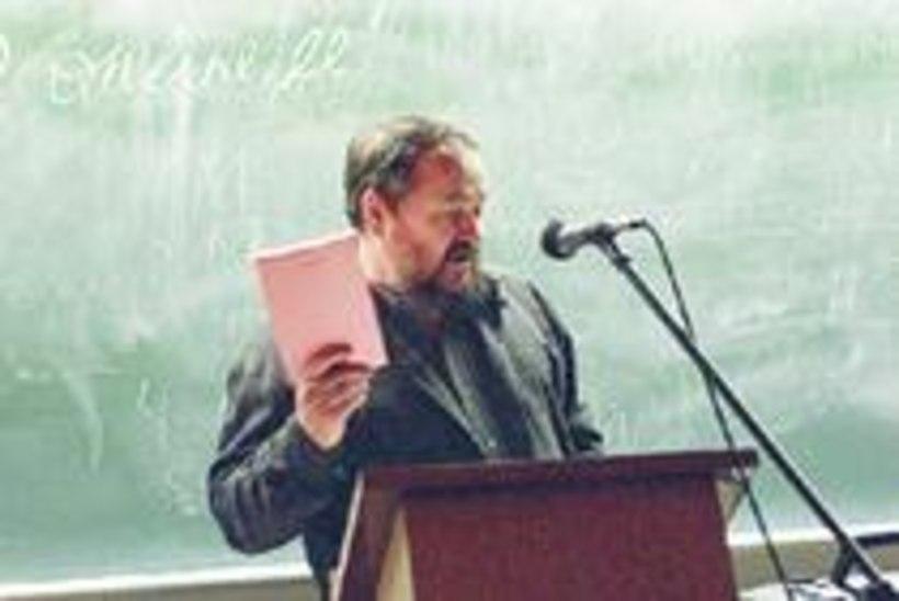 Professor vaidles Tartu vaimuga