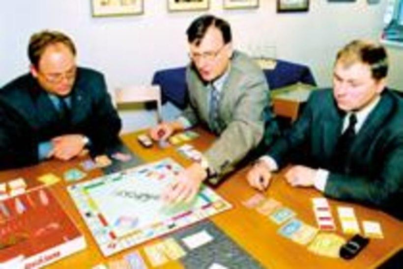 Ärimehed läksid 'Monopoli'  mängus kolinal pankrotti