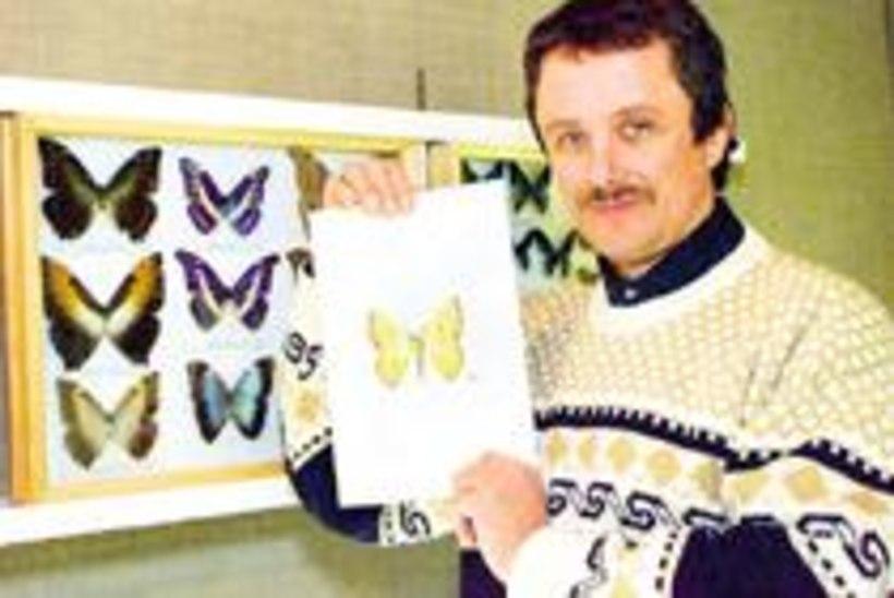 Eestlane avastas uue liblikaliigi