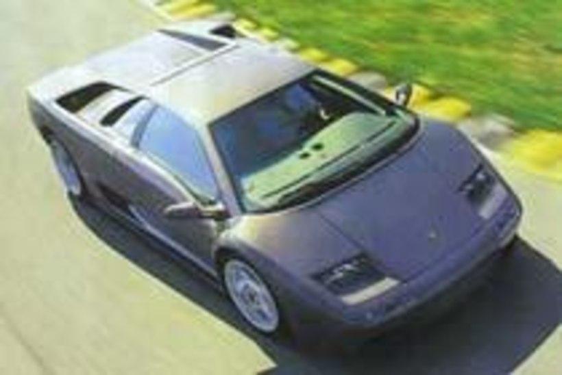 Ärimees ostis modellile viiemiljonilise Lamborghini