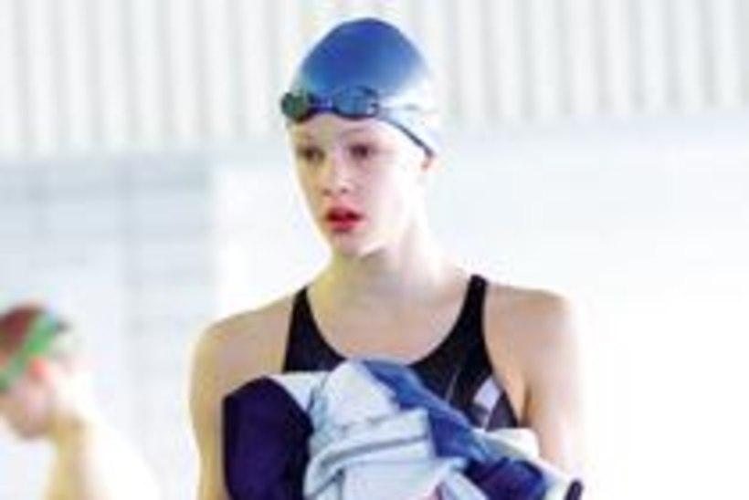 15aastane Jane Trepp läks Šotimaale medalit püüdma