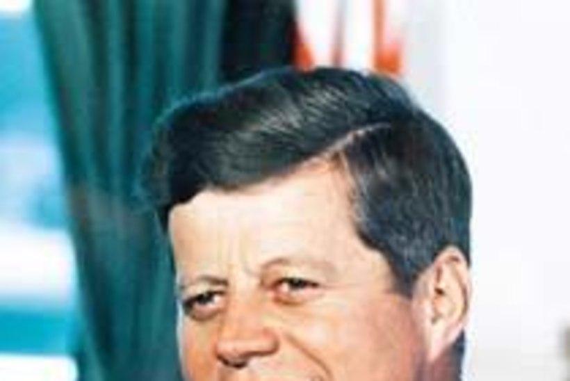40 aastat hiljem: kes tappis president Kennedy?