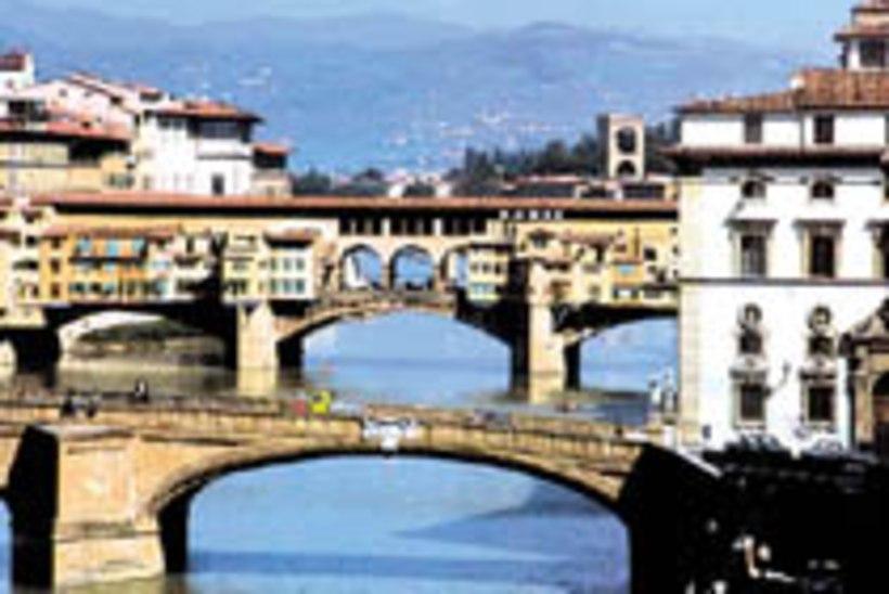 Kevad ja marmorilõhn Firenzes
