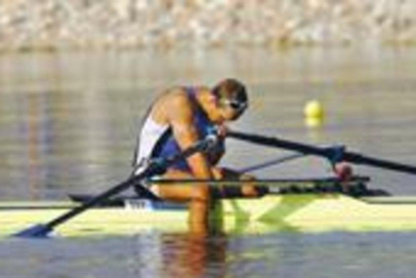 Viies olümpia. Esimene medal