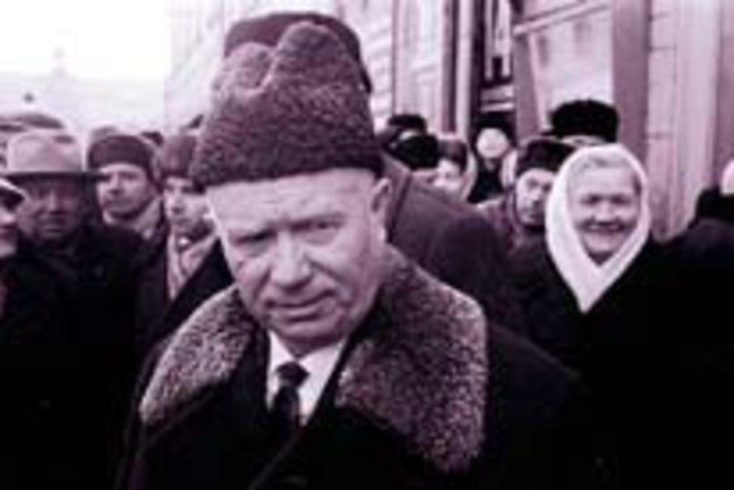 Nikita Hruštšov kukutati võimult keset puhkust