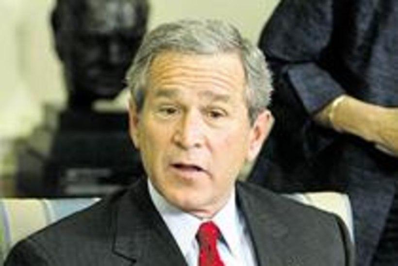 Arvutid aitasid Bushi presidendiks?