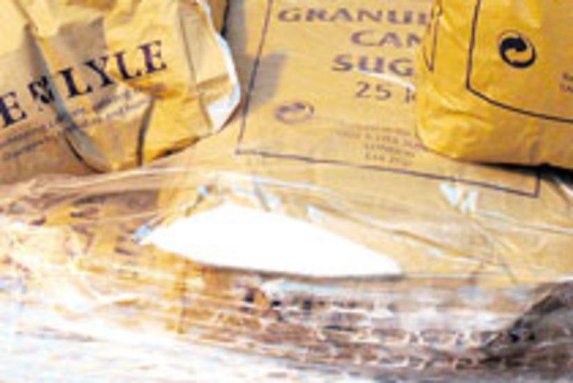 Suhkrutrahv võib tulla oodatust krõbedam