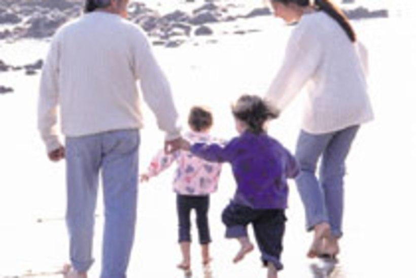 Lapsendamine: teekond oma laste juurde