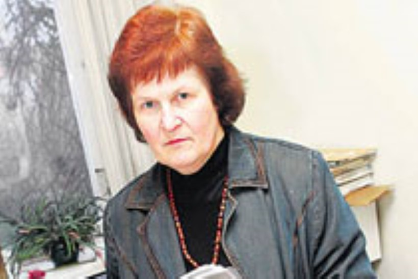 Eesti elulugude koguja Rutt Hinrikus: «Sõda ei lõppenud kõigi jaoks 1945. aasta mais…»